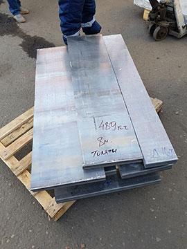 Алюминиевые плиты резка