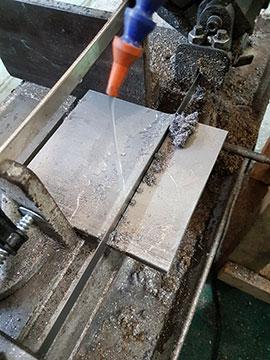 Алюминиевые плиты резка в размер